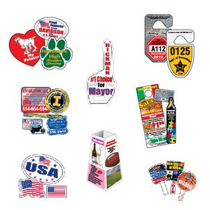 Decals, Magnets, Signs & Labels